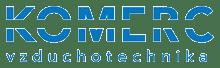 KOMERC vzduchotechnika Logo